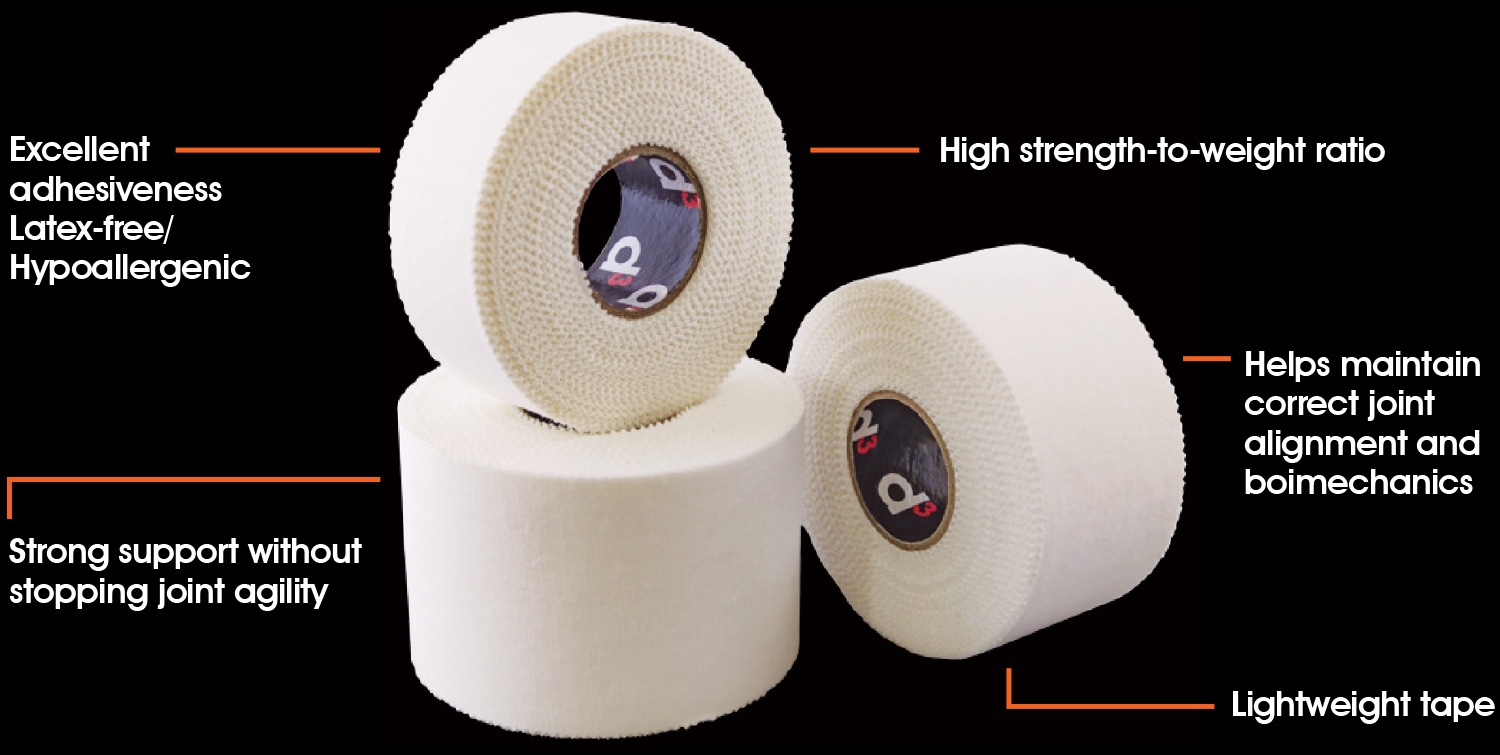 Athletic Tape Features